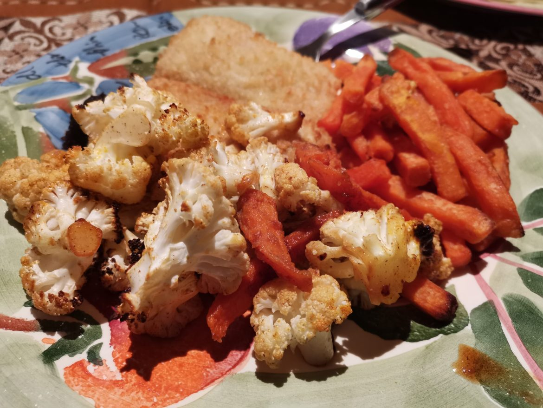 制作新西兰经典餐点,炸鱼和薯条(Fish & Chips)