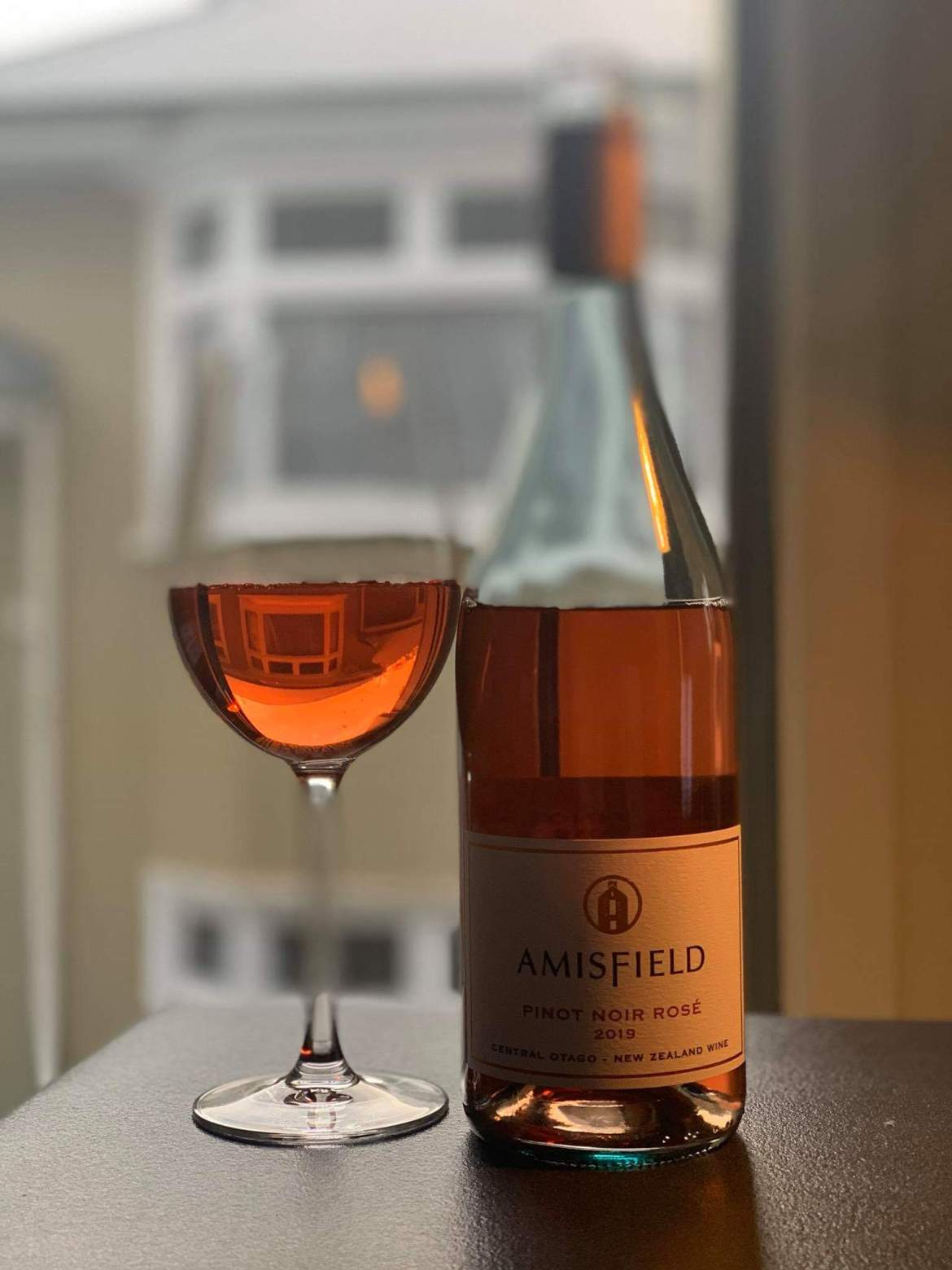 Amisfield Pinot Noir Rosé 2019 (3.5/5 ?⭐)