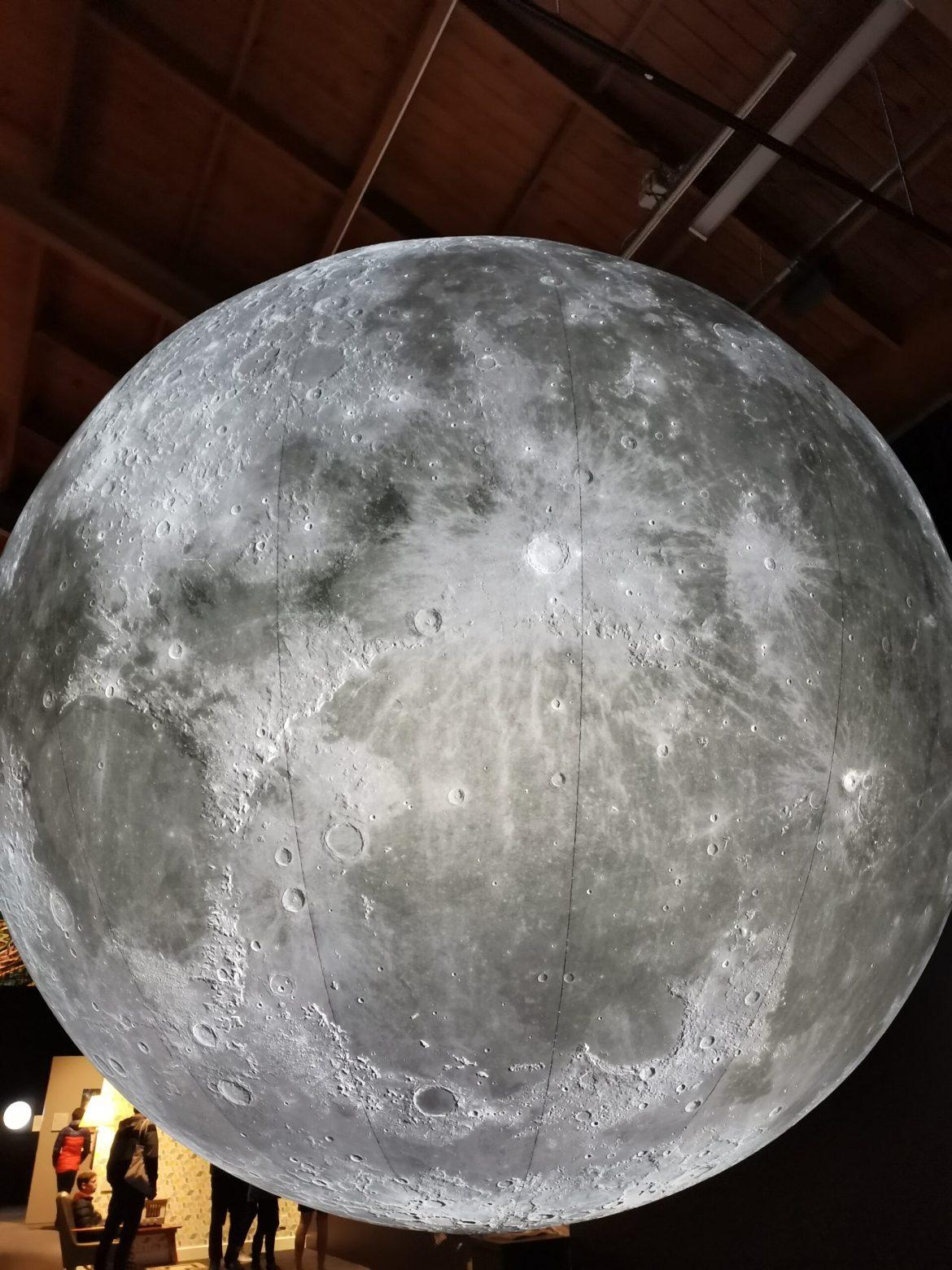 基督城博物馆举办月球探索展览,快来和月亮合影吧!(7月4日-11月8日)