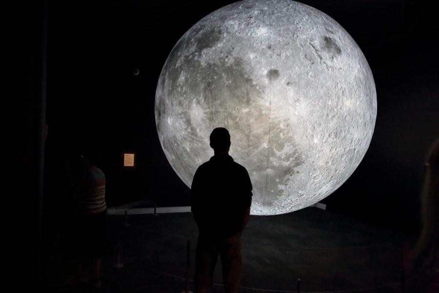 新西兰全搜索TV(第002集):坎特伯雷博物馆的月球探索展览