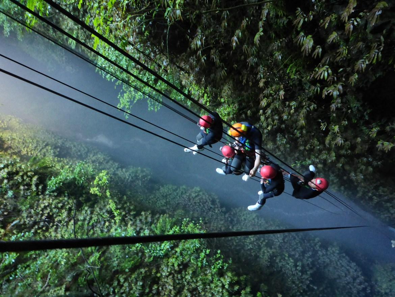 每天带你看一点新西兰——天空塔(4.5⭐️)山羊岛(4.7⭐️)和怀托摩洞穴探险(4.8⭐️)