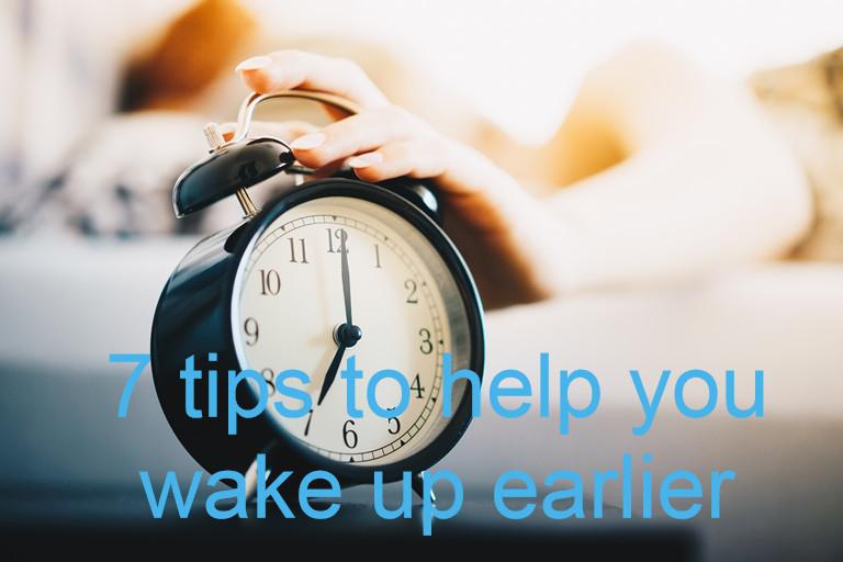 提升工作和生活平衡,每天早起习惯养成的7点诀窍