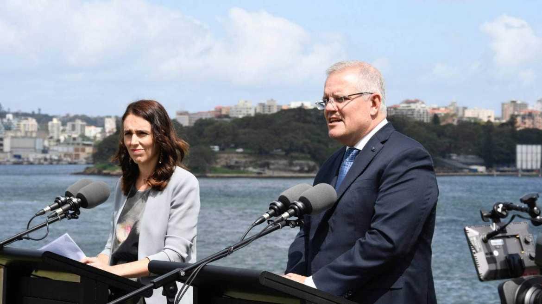 澳洲总理表示如果新西兰愿意,可以互相开放边境