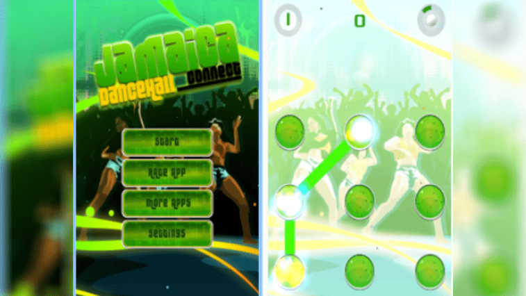 DANCEHALL CONNECT SUR ANDROID 1
