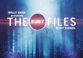 WILLY CHIN - THE BUSY FILES (BUSY SIGNAL) 4