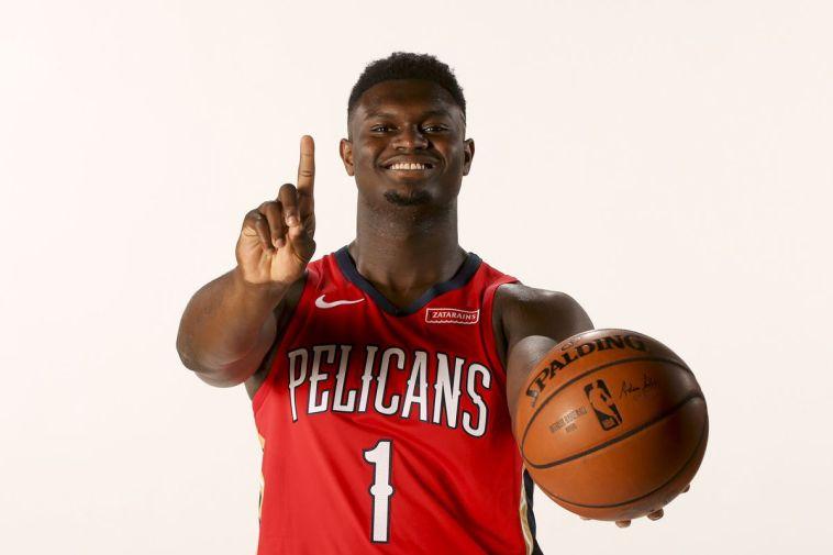 ZION WILLIAMSON VA T'IL TOUT CHANGER EN NBA? 1