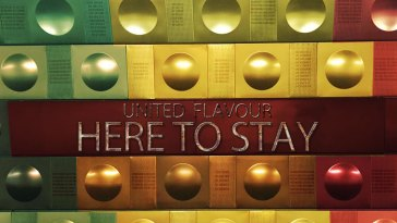 HERE TO STAY - UNITED FLAVOUR 2