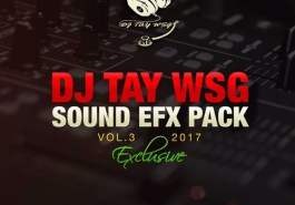 DJ TAY WSG - SOUND EFX PACK VOL. 3 (EFX 2017) 12