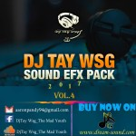 DJ TAY WSG - SOUND EFX PACK VOL. 4 (EFX 2017) 7