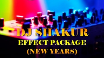 DJ SHAKUR - EFFECT PACKAGE (NEW YEARS) (EFX 2018) 9