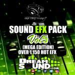 DJ TAY WSG - SOUND EFX PACK VOL. 5 (EFX 2018) 6