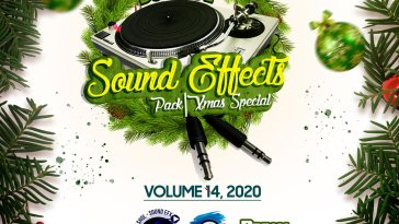 DJ SHOL - SOUND EFX PACK VOL. 14 (EFX 2020) 3