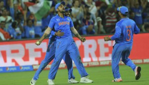 ICC World Cup : India thrash Pakistan to launch World Cup campaign in style