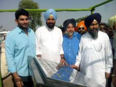 Majithia inaugurates first Solar Power plant at Indo-Pak border