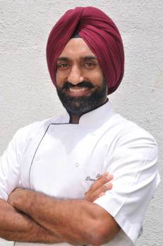 Chef-Surjan-Singh