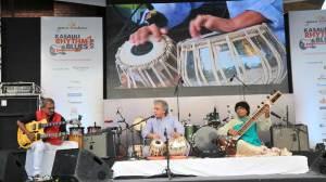 Kasauli Rhythm & Blues Festival 2016 kicks off with a loud cheer!