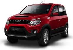 Mahindra Christens its New SUV – NuvoSport
