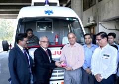 SML ISUZU LTD Collaborates with GMCH – 32 under its CSR Healthcare Programme