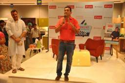 @home organizes   Feast'ival with celebrated Chef Sanjeev Kapoor