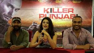 Killer Punjabi promises to be an entertaining action-packed romantic movie