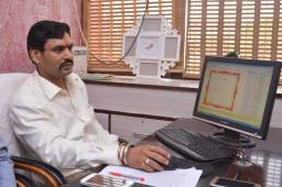 Guru Chandel Yog is running says Parmod Aggarwal