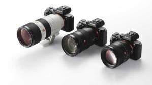 Sony launches G Master™ Brand of professional full-frame lenses