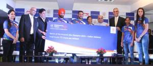 Rs 1 Crore Life Insurance cover for each athlete representing India at the Rio Olympics 2016 by Edelweiss Tokio Life Insurance