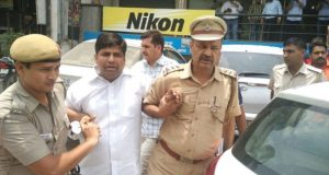 AAP MLA Dinesh Mohaniya arrested for sexual harassment