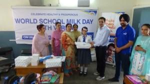 Verka celebrates World school milk Day