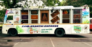 Coir Kranthi Express – Second edition of Indiancoir Road Show, Reaches Amritsar