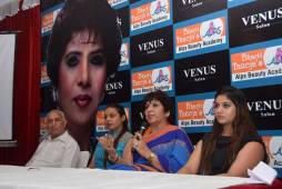 India's Renowned Beauty Expert, Ms. Bharti Taneja reaches Punjab to Inaugrate Academy & Invite Franchisees
