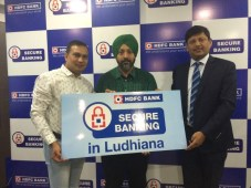 HDFC Bank launches Secure Banking programme in Ludhiana