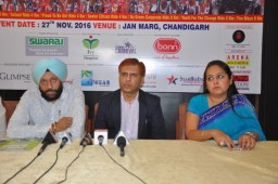 Fifth edition of Chandigarh Cyclothon on November 27th