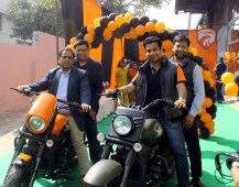 UM Motorcycles open dealership in city, first in Punjab