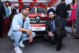 Renault India unveils the new KWID LIVE FOR MORE Edition