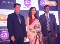 Videocon d2h partners with 'Dance with Madhuri'