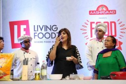 Living Foodz Heightens Chandigarh's Food Quotient with Food Fiesta 2017