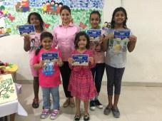 Best out of waste Workshop at Brilliance World School