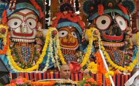 Video! Watch Live Jagannath Rath Yatra 2017 (Car Festival) Wishes Story Images Photos