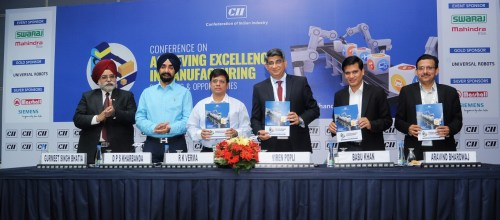 CII organises Conference on Excellence in Manufacturing