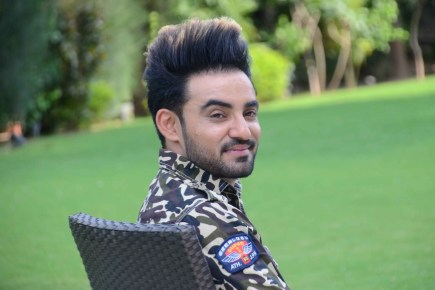 """Resham Anmol releases his new single track """"Take Me Away"""""""
