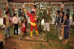 Chidiyaghar introduces 'Hen-Man'