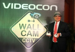Videocon Telecom launches CCTV brand WallCam