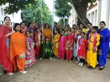Teej Celebration held at St Paul's School