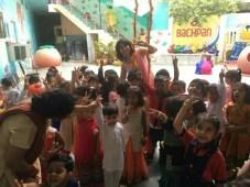 Bachpan Play School Celebrates Teej