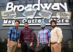 New Startup Fashion Store Broadway lands at Zirakpur