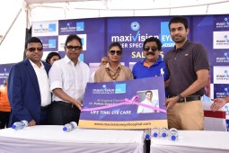 Maxivision felicitates Captain of Indian Women's National Cricket Team, Mithali Raj