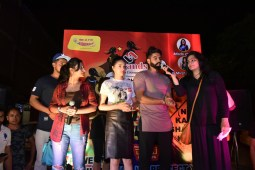 """Mirchi Chandigarh organised a """"Power Drive"""" led by its Gang of Girls RJs Charu, Aashi and Mehak"""