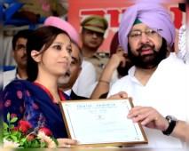 Tejinder Kaur honoured for her efforts to eliminate leprosy
