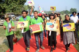 5-day childhood cancer awareness rally concludes